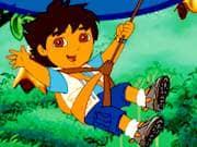 Juego Diego Go en Aventura en la Selva