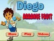 Juego Diego Recoge Frutos