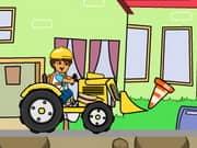Juego Diego Tractor