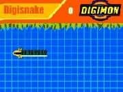 Juego DigiSnake Digimon