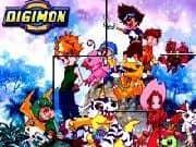Juego Digimon Puzzle