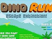 Juego Dino Run