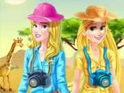 Juego Disney Princesses Safari Trip