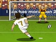 Juego Divertidos Tiros de Penalty