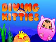Juego Diving Kitties