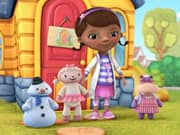 Juego Doc Mcstuffins Room Decor