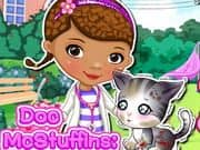 Juego Doc Mcstuffins Stray Kitten Caring