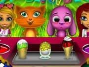 Juego Doli Ice Cream Stand