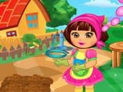 Juego Dora At The Farm