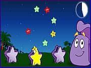 Juego Dora Atrapando Estrellas