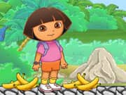 Juego Dora Banana Feeding