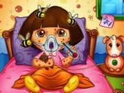 Juego Dora Bee Sting Doctor