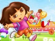 Juego Dora Candy Transport