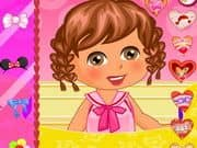 Juego Dora Colorful Dress Up Games