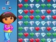 Juego Dora Crystal Connect
