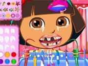 Juego Dora Dentist