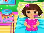 Juego Dora Disease Doctor Care
