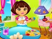 Juego Dora Easter Day