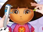Juego Dora Eye Doctor
