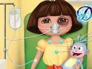 Juego Dora First Aid