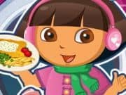 Juego Dora Fish And Chips