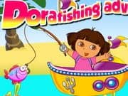 Juego Dora Fishing Adventure Games