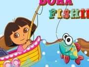 Juego Dora Fishing