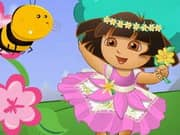 Juego Dora Flower World