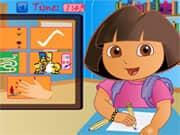 Juego Dora Fun Slacking