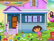 Juego Dora Groom The Room