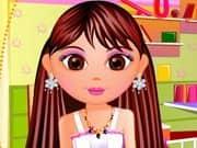 Juego Dora Hair Cut