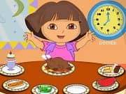 Juego Dora Healthy Food