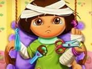 Juego Dora Hospital Recovery