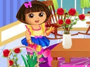 Juego Dora Loves Flowers