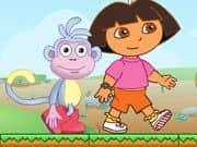 Juego Dora Never Stop