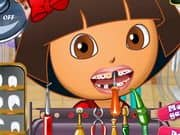 Juego Dora Perfect Teeth