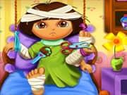 Juego Dora Recuperacion en el Hospital