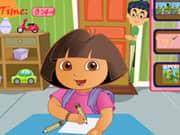 Juego Dora Room Slacking
