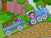 Juego Dora Train Express Game