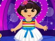 Juego Dora Valentine Party Dress Up