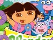 Juego Dora Wonder Flowers