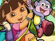 Juego Dora y Boots Buscando Tesoros