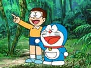 Juego Doraemon Jungle Hunting