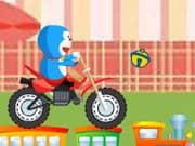 Juego Doraemon Motorcycle