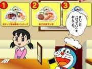 Juego Doraemon Restaurant