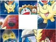Juego Doraemon Sliding Puzzle