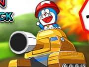 Juego Doraemon Tank Attack