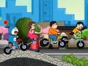 Juego Doraemons Racing
