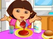 Juego Doras Breakfast