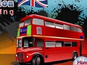 Juego Double Decker London Parking